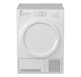 Beko DCY7202XW3 7kg Condenser Cloth Dryer