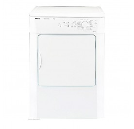 Beko DRVS73W  7kg Vented Cloth Dryer