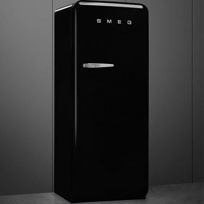 Smeg FAB28RBL3 (Black) 50's Retro Style Classic Refrigerator