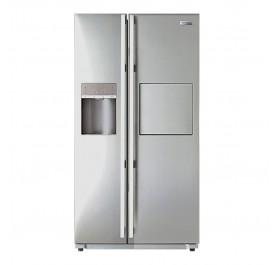 Lebensstil LKSF-9704WD Side-by-Side Refrigerator