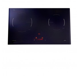 Lebensstil LKIH-7142BS 2-Cooking Zone Induction Hob - (Display Clearance)