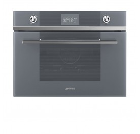 Smeg SF4102VCS Compact Combination Steam Oven