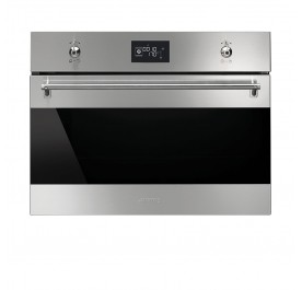Smeg SF4390VCX1 Compact Combination Steam Oven