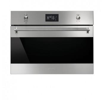 Smeg SF4390VCX1 40L Compact Combination Steam Oven