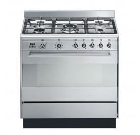 Smeg SUK91MFX9 Professional Range Cooker
