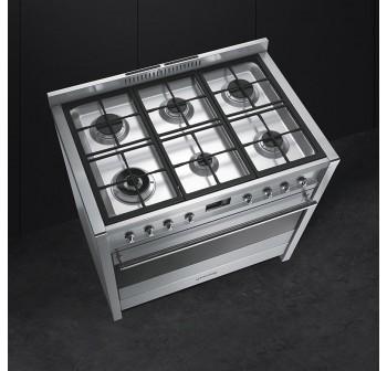 Smeg A1-9 Professional Range Cooker