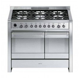 Smeg A2-8 Professional Range Cooker with Dual Oven Cavity