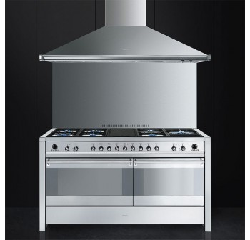 Smeg A2-8 Professional Range Cooker
