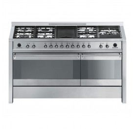 Smeg A5-81 Professional Range Cooker with Dual Oven Cavity
