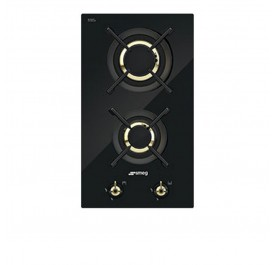 Smeg PC32GNO Modular 2-Burner Gas Hob
