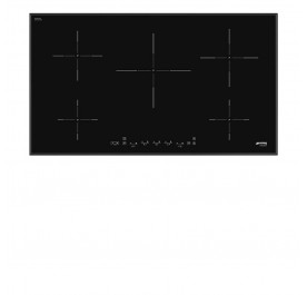 Smeg SI5952B 5-Cooking Zone Induction Hob