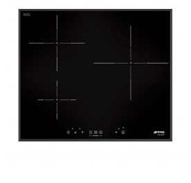 Smeg SI5633B 3-Cooking Zone Induction Hob