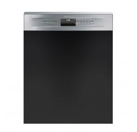 Smeg DD612 Semi Integrated 12-Place Settings Dishwasher