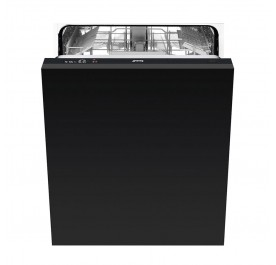 Smeg DI612E Full Integrated 12-Place Settings Dishwasher