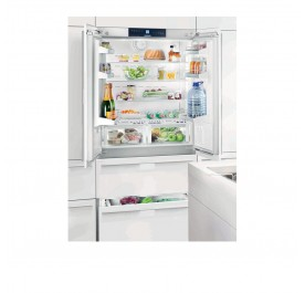 Liebherr ECBN6256 PremiumPlus French-Door Refrigerator (480L Full Integrated Built-In French Door Fridge-Freezer)