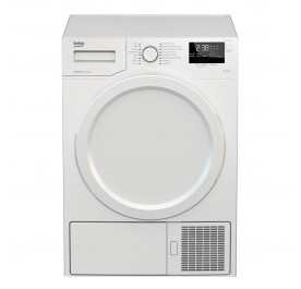 Beko DPS7405XW3 7kg Condenser Cloth Dryer With Heat Pump