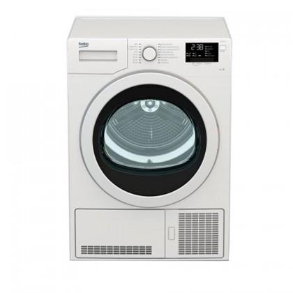 Beko DCJ83133W 8kg Condenser Cloth Dryer