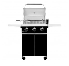 Pacifica M5 Mirage-3 Professional BBQ Gril