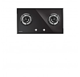 Pacifica IGN2 Storm Duo 2-Burner Gas Hob