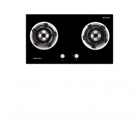 Pacifica AHN2 Calibre Duo 2-Burner Gas Hob