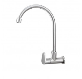 Haustern HT-AZ-204-UC Wall Mount Kitchen Cold Tap