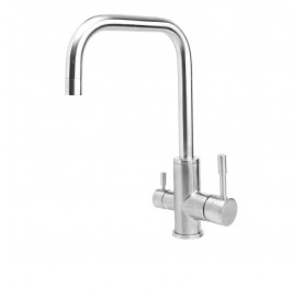 Haustern HT-XE-317-FUCR Mixer Tap with Drinking Kitchen Tap