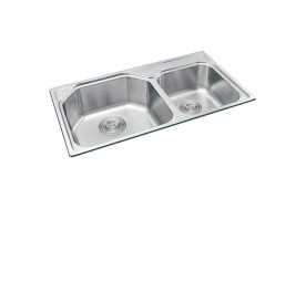 Haustern HT-MIX-624 Stainless Steel Sink