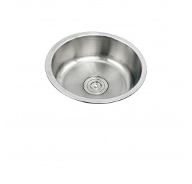 HCE KS-420 Round Bowl Stainless Steel Sink