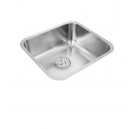 HCE KS-4145 Undermount Single Bowl Stainless Steel Sink