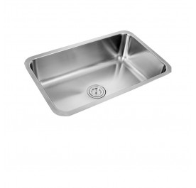 HCE KS-7646 Undermount Single Bowl Stainless Steel Sink
