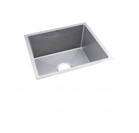 HCE KS-3845 Undermount Single Bowl Stainless Steel Sink come with Colander