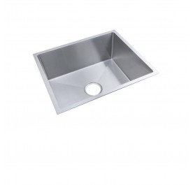 HCE KS-5445 Undermount Single Bowl Stainless Steel Sink come with Colander