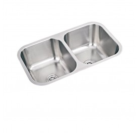 HCE KS-8246 Undermount Double Bowl Stainless Steel Sink