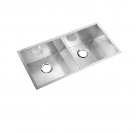 HCE KS-9045 Undermount Double Bowl Stainless Steel Sink