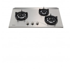 Rinnai RB-3SS-C-S 3-Burner Gas Hob (Stainless Steel)