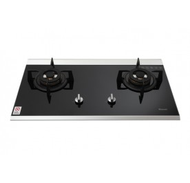 Rinnai RB-7502D-GBS 2-Burner Gas Hob