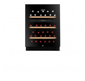 Vintec V40SG2EBK Wine Chiller (40 Bottles Wine Storage Cabinet)