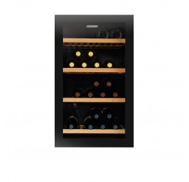 Vintec V30SGMEBK Wine Chiller (35 Bottles Wine Storage Cabinet)