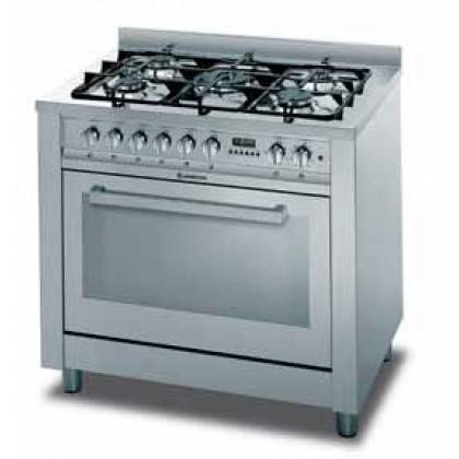 Ariston CP-059-MD-XAUSS 90cm Professional Range Cooker