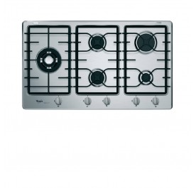 Whirlpool GMR9542-IXL Gas Hob - (Display Clearance)