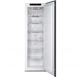 Smeg S7220FNDP Built-In Upright Freezer