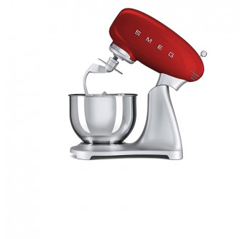 Smeg SMF01RD 50's Retro Style Stand Mixer (Red)