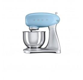 Smeg SMF01PB 50's Retro Style Stand Mixer (Pastel Blue)