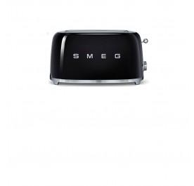 Smeg TSF01BL 50's Retro Style Toaster (Black)