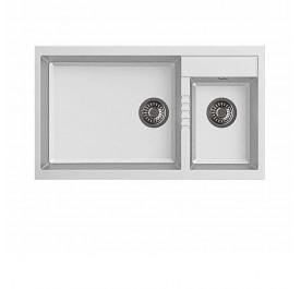 Haustern HT-PRISMA-623W Granite Sink