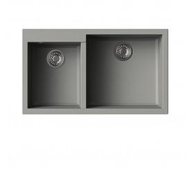 Haustern HT-PRISMA-624G Granite Sink