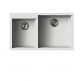 Haustern HT-PRISMA-624W Granite Sink