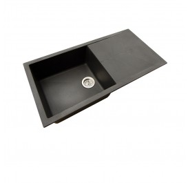 HCE GKS-10050-MBL Granite Sink