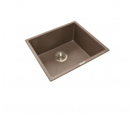 HCE GKS-4641-MBR Single Bowl Granite Sink