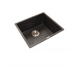 HCE GKS-4641-MBL Single Bowl Granite Sink